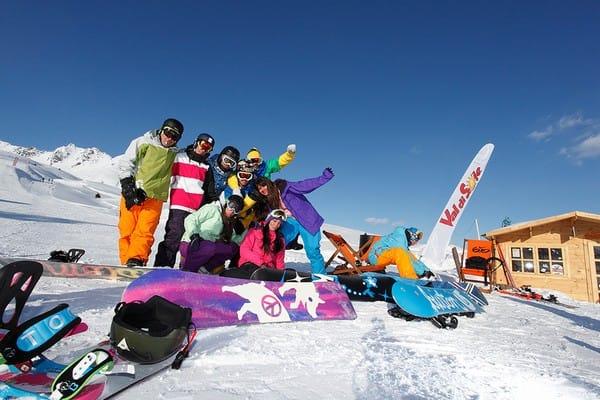 Białe szaleństwo w Val di Sole 2014/2015