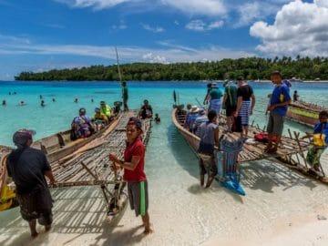 Papua-Nowa Gwinea tylko dla doświadczonych podróżników!