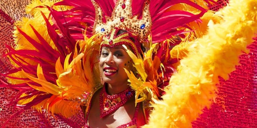Karnawał w Rio fot. pixabay