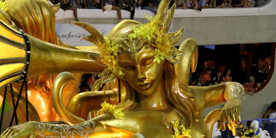 Karnawał w rytmie samby – największe show Brazylii fot. pixabay