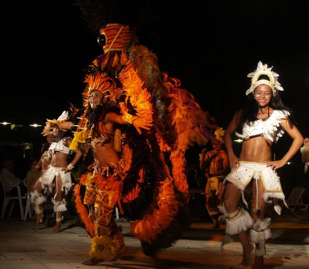 W trakcie karnawału całe Rio de Janeiro ogarnięte jest zabawą fot. pixabay