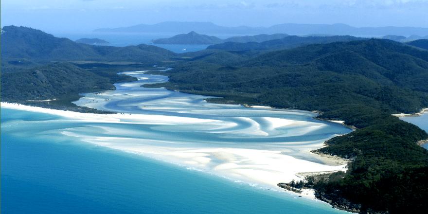 Wyspy Whitsunday – kawałek raju na ziemi