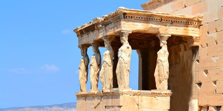 Ateny – romantyczny weekend w stolicy Grecji fot. pixabay