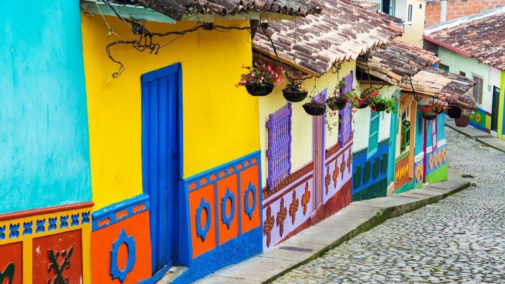Bogota, Kolumbia fot. pixabay