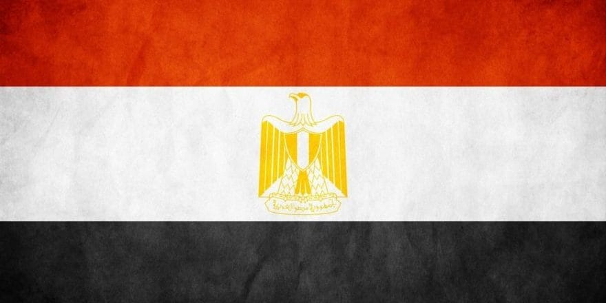 Flaga Egiptu fot. pixabay
