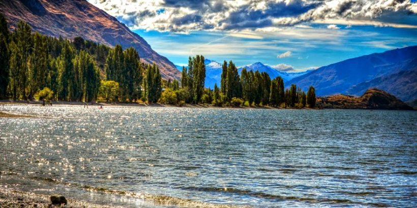 Jezioro Wanaka, czyli dlaczego warto pojechać do Nowej Zelandii! fot. pixabay