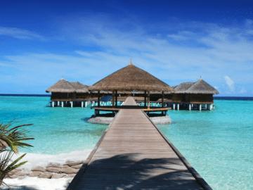 Malediwy – rajskie wyspy fot. pixabay