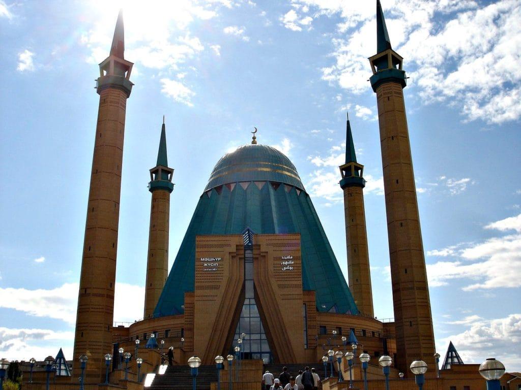 Meczet w Baku fot. pixabay