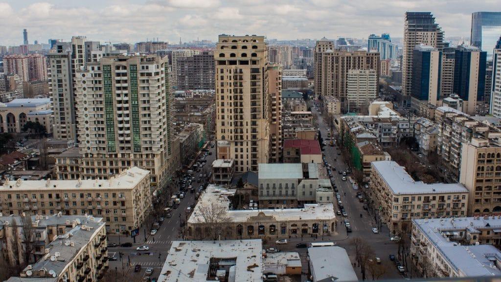 Panorama Baku fot. pixabay