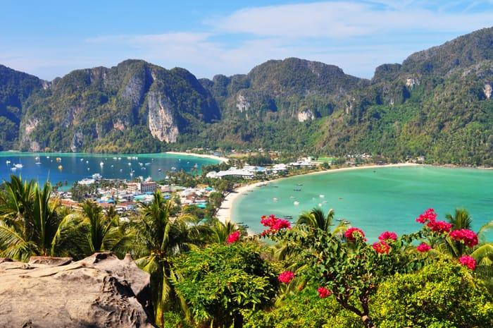 Wyspy Phi Phi – najpiękniejsze wyspy Tajlandii