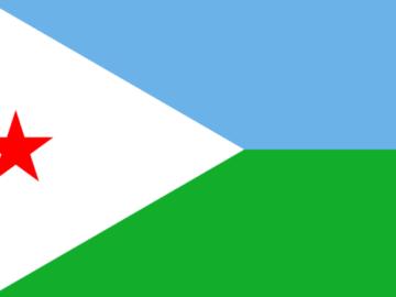 Flaga Dżibuti fot. pixabay