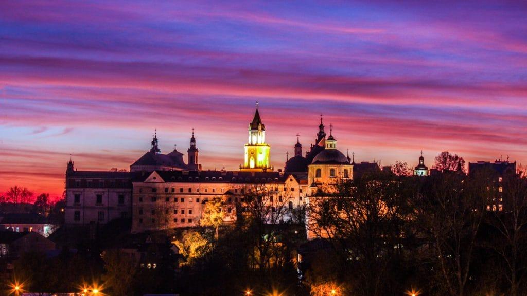 Lublin fot. pixabay