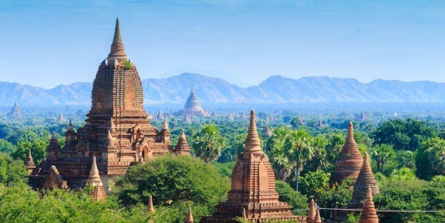 Pagan – największa atrakcja Birmy