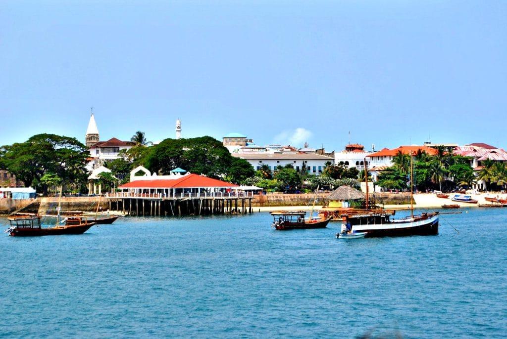 Typowe zabudowania Zanzibaru fot. pixabay
