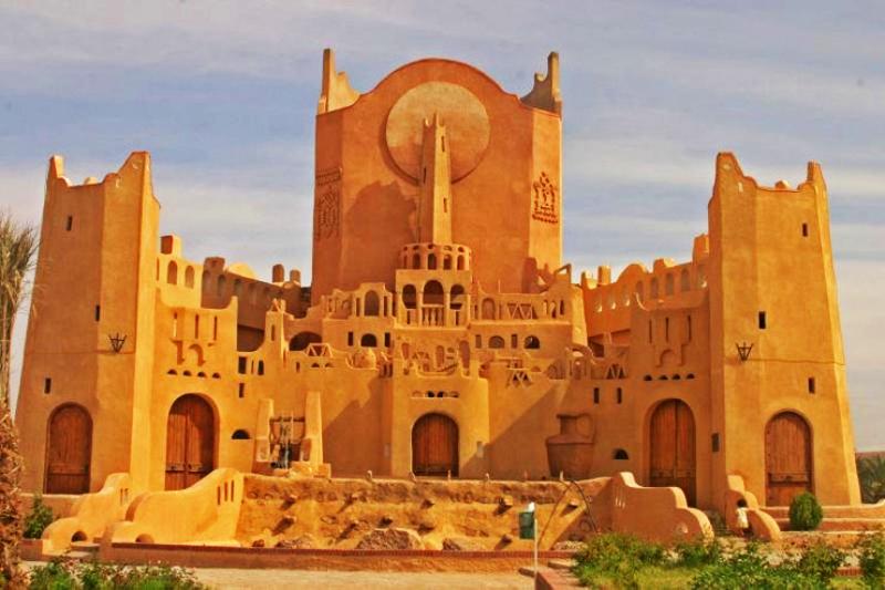 Ghardaïa, Algeria fot. algerian-embassy.be
