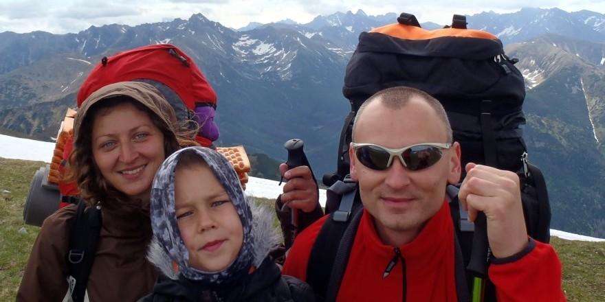 Z dzieckiem w plecaku – Dagestan, Czeczenia, Inguszetia, Osetia Płn, Gruzja