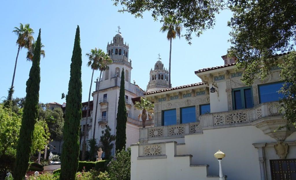 Hearst Castle, San Simeon, California, USA fot. pixabay