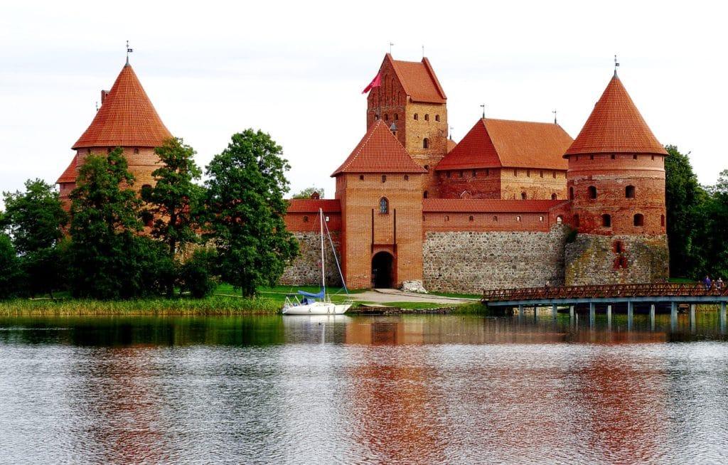 Troki, Litwa fot. pixabay