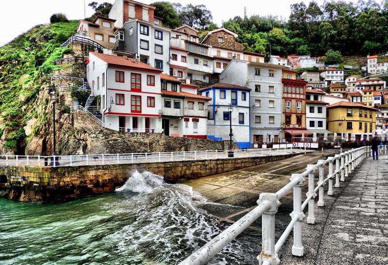 Asturia to jeden z bardziej malowniczych regionów północnej Hiszpanii