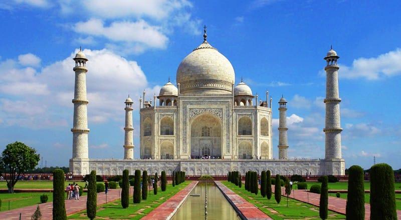 Taj Mahal – najpiękniejsza świątynia Indii