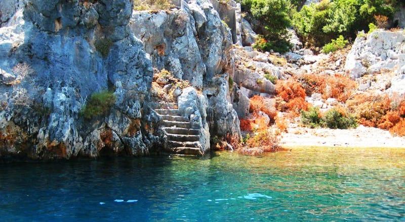 Kekova – zapomniana wyspa na Morzu Śródziemnym