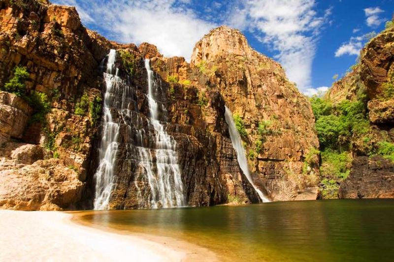 Park Narodowy Kakadu dostarczy ci niesamowitych doznań