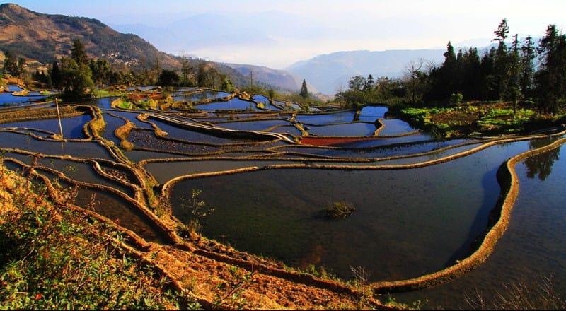 Yunnan – południowa prowincja Chin