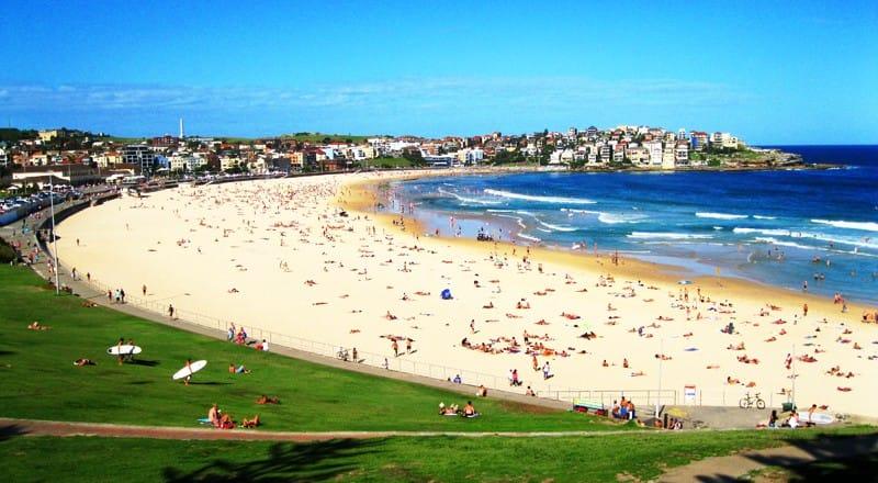 Bondi Beach – miejsce na wypoczynek w Australii