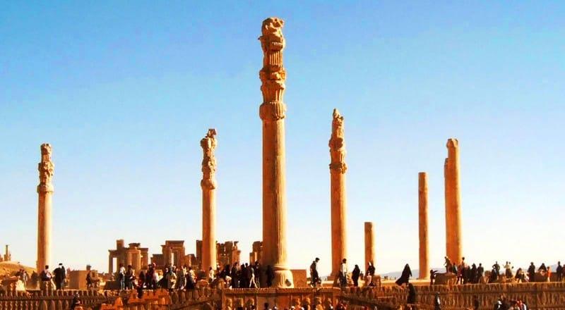 Na szlaku starożytnych Persów