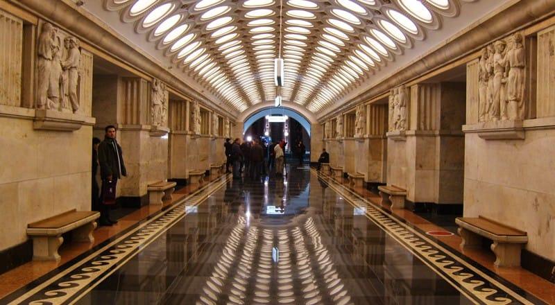 Sekrety rosyjskiego metra