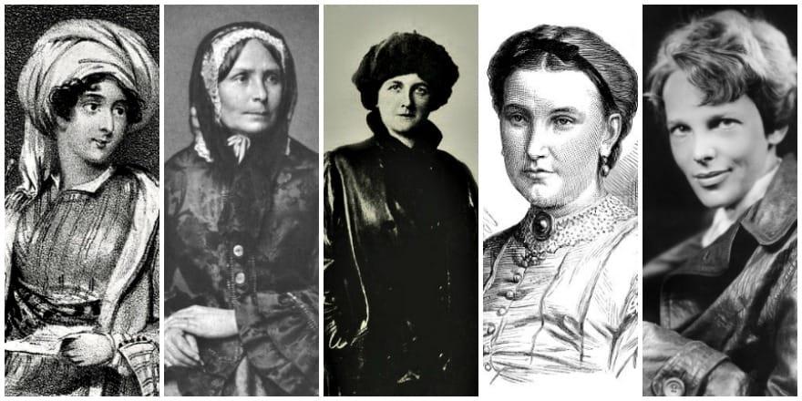 Kobiety podróżniczki – wszystkiego najlepszego z okazji dnia kobiet!
