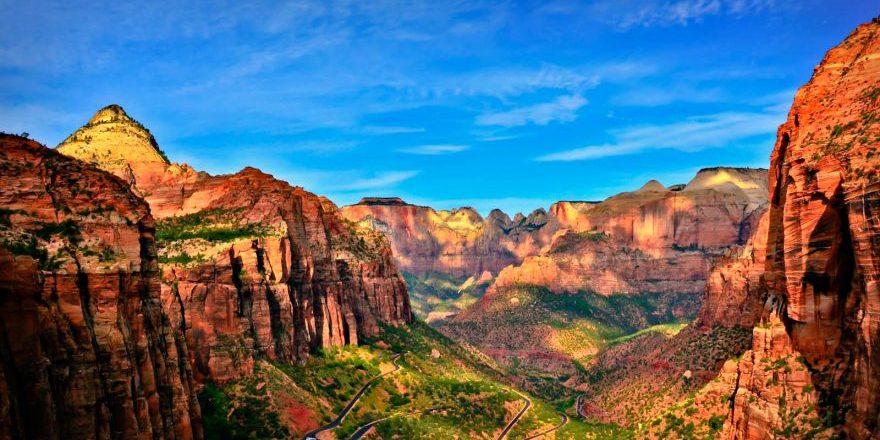 10 powodów, by odwiedzić Park Narodowy Zion w USA
