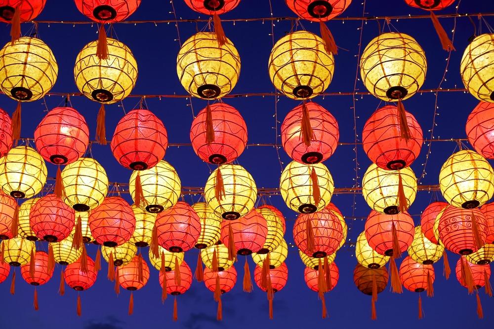 W Chinach nawet lampiony mają swoje święto