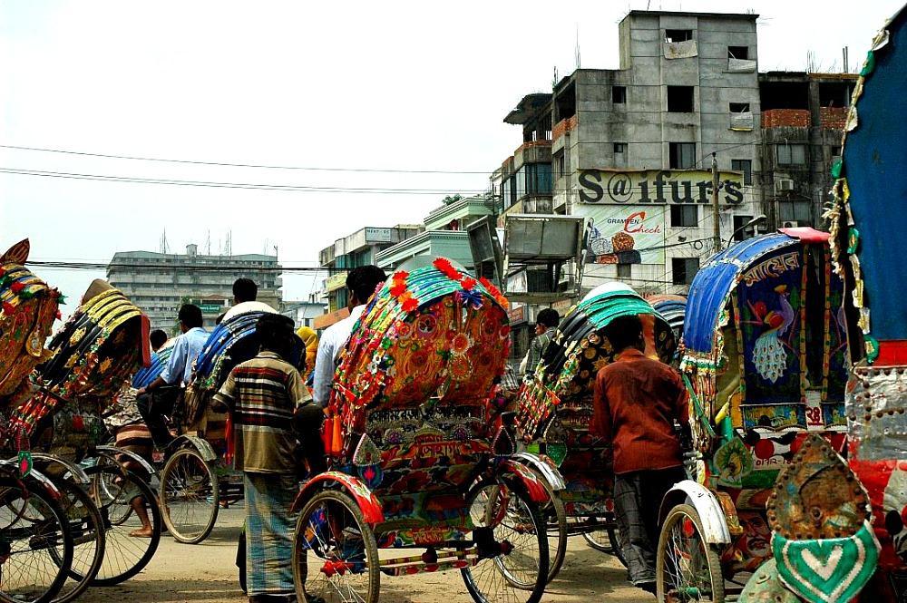 Bangladesz tylko dla tych, którzy nie boją się wyzwań.