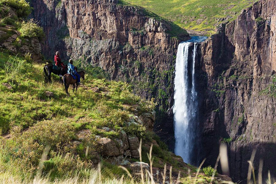 Jeśli lubisz aktywnie spędzać święta, w Lesotho nie będziesz się nudzić.