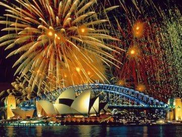 Sydney Sylwester 2016!