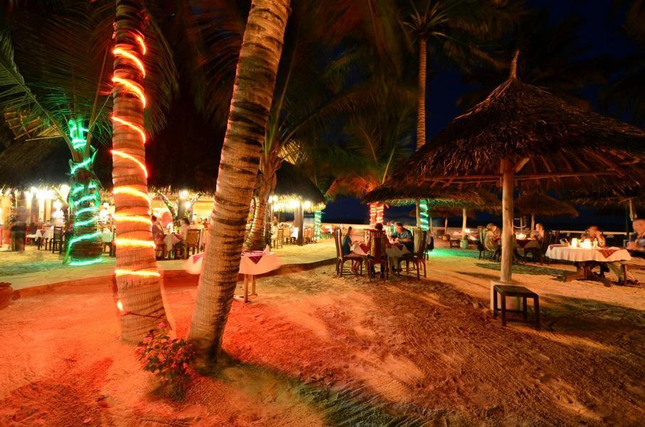 W Kenii możesz spędzić Boże Narodzenie nad brzegiem Oceanu Indyjskiego.