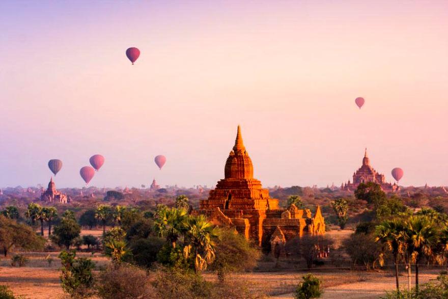 Birma skrywa wiele starożytnych skarbów