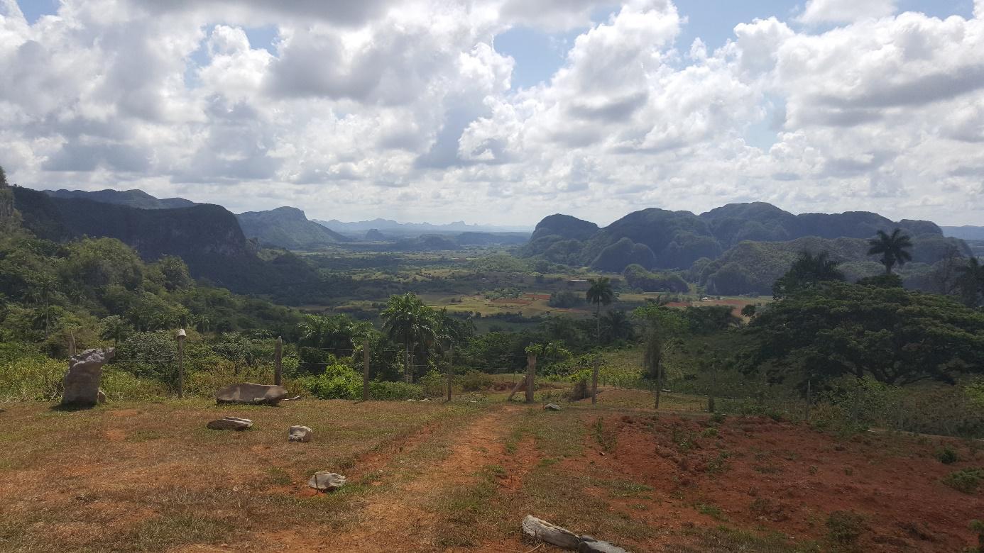 Na Kubie można też chodzić po górach. fot. A. Marczak
