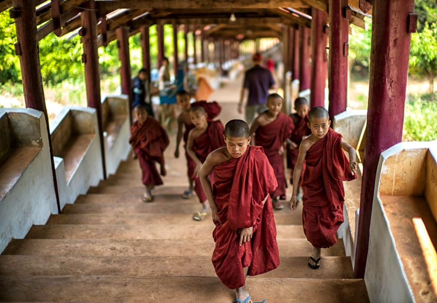 Najwięcej konfliktów w Mjanmie zdarza się właśnie na tle religijnym