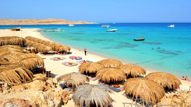 W Egipcie natychmiast nadrobisz brak słońca.