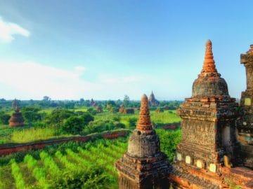 Zanim wyjedziesz do Birmy (Myanmar)