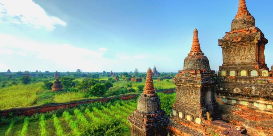 Zanim wyjedziesz do Mjanmy (Birmy) – przewodnik