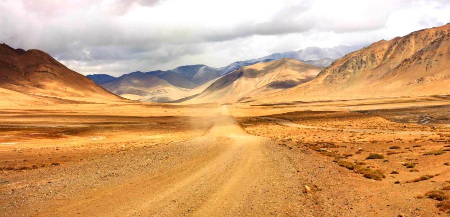 Pamir Highway- najlepsza autostrada świata dla… rowerzystów!
