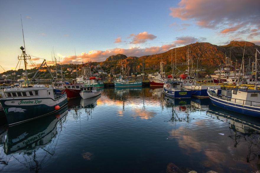 St. John's to największe miasto portowe w Kanadzie