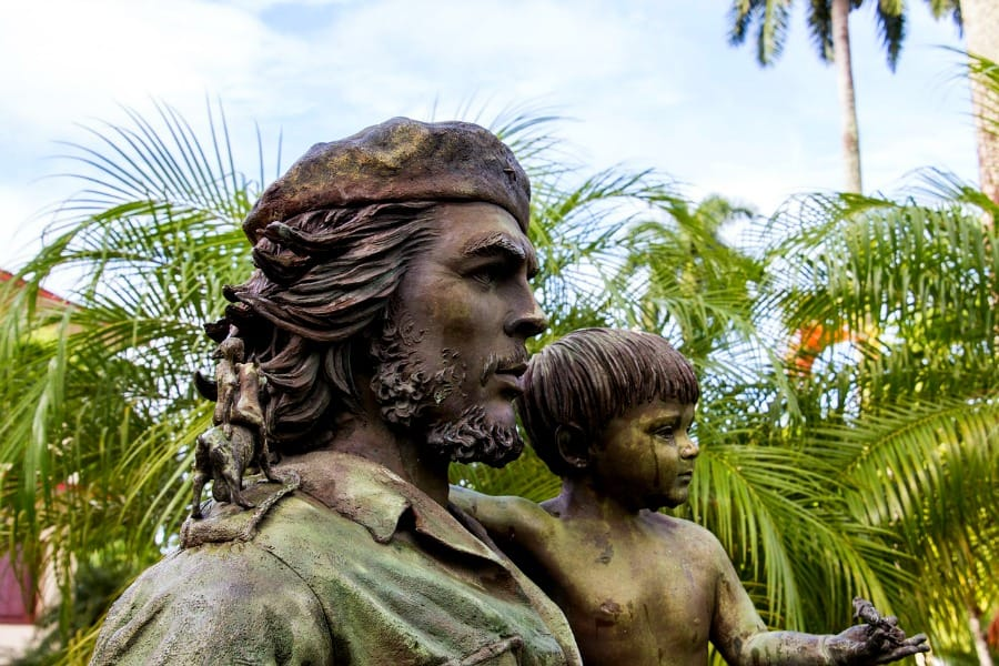 Pomnik Che w Santa Clara