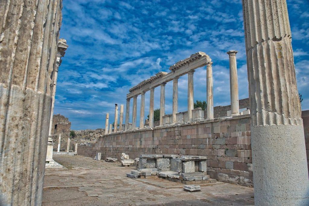 Pergamon fot. pixabay