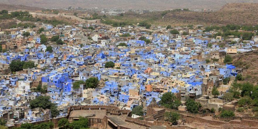 Dźodhpur – Indie w kolorach błękitu