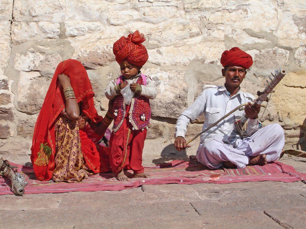 mieszkańcy Dźodhpur