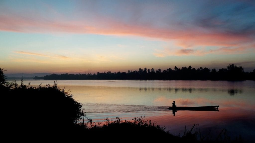 Rejs po kotlinie Mekongu fot. pixabay